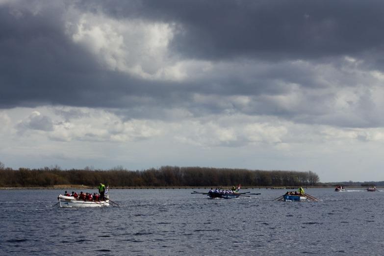 Week 12 - Roeien Veerse meer