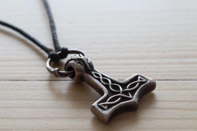 Week 18: Mjölner, de hamer van de Noorse god Thor.