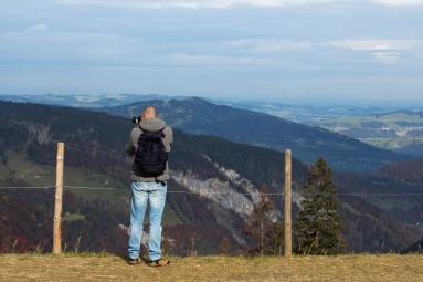 Week 41, in de Oostenrijkse bergen